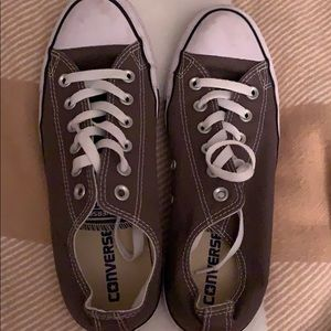 Converse grey.